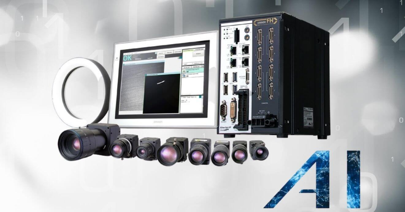 New FH Vision System with industry's first AI defect detection | Omron,  Europe