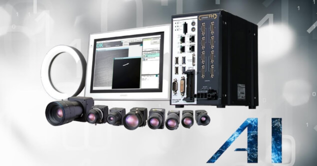 FH Vision System AI fcard sol