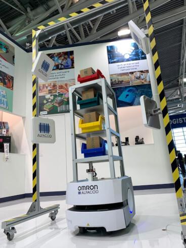 alfacod mobile robot osp