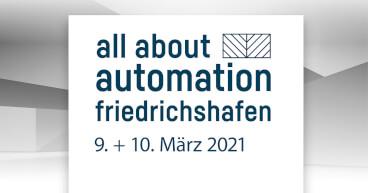 all about automation marz 2021 friedrichshafen fcard de event