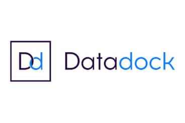 datadock side logo