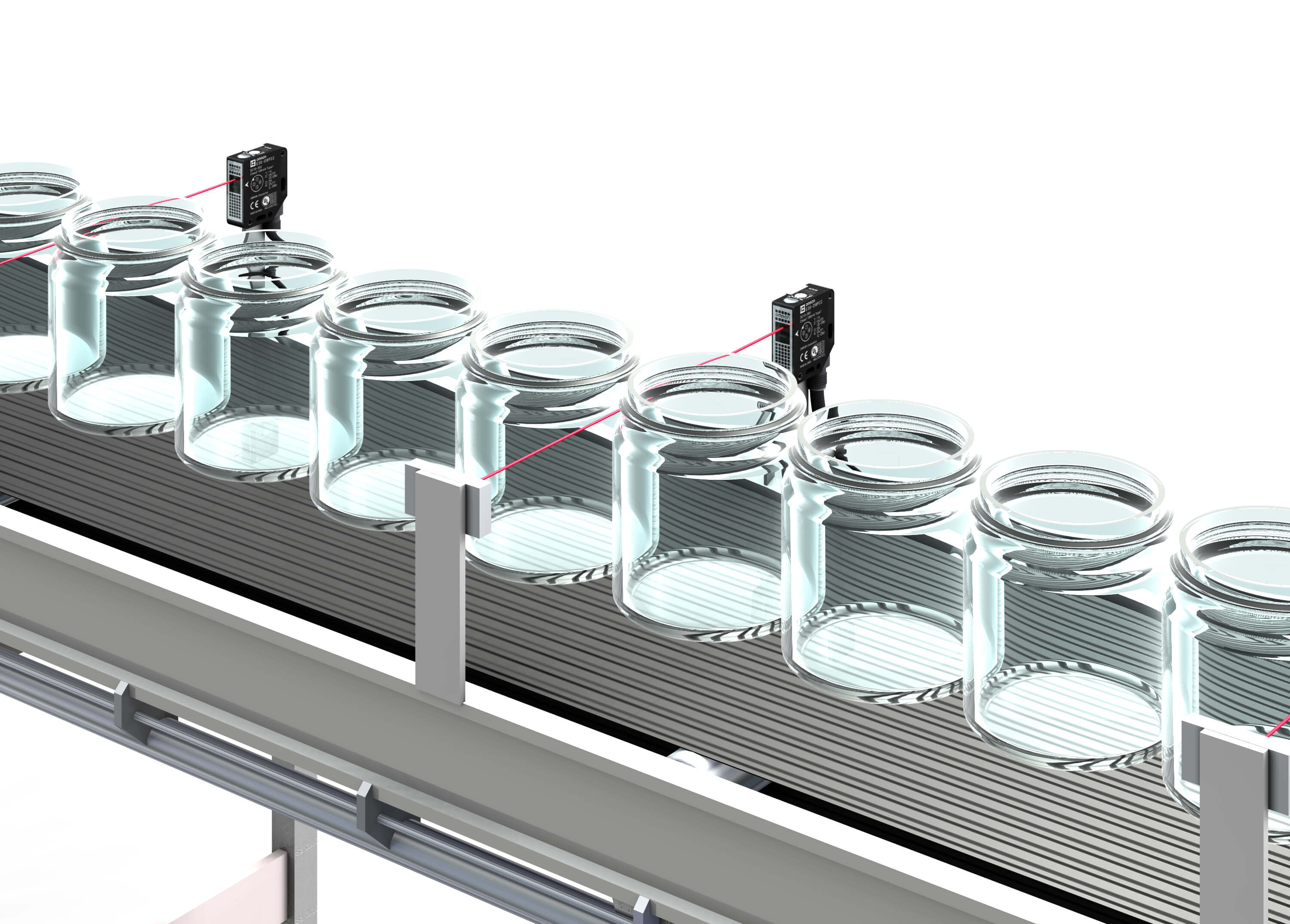 e3s bottle conveyor prod