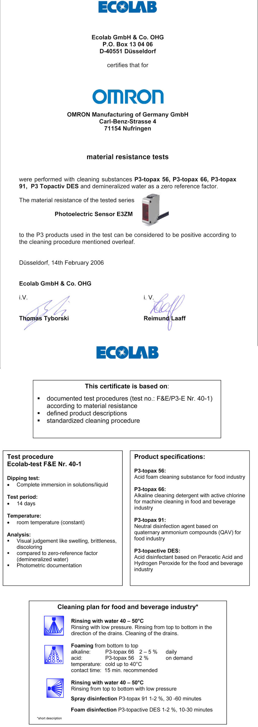 e3zm ecolab-2 prod