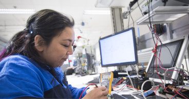 engineer measure omron services fcard sol