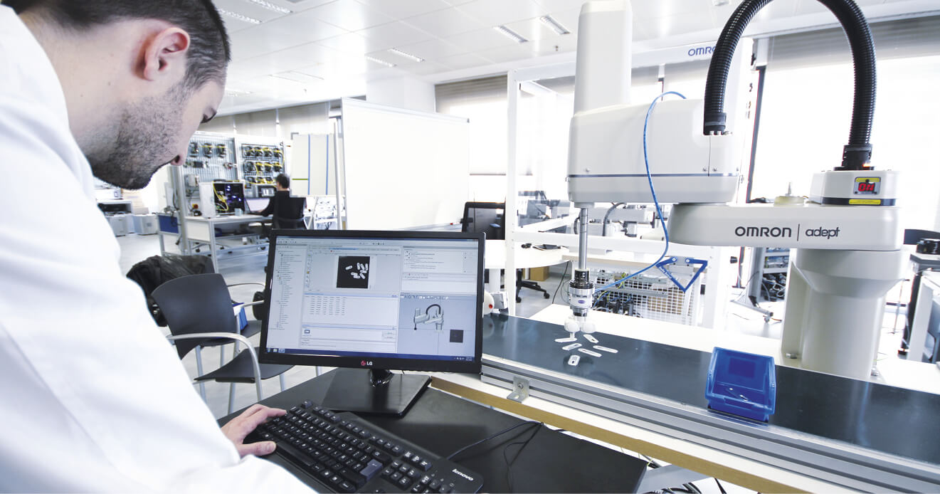 Robotic Services | Omron, Europe