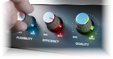 flexibility efficiency quality turning knob bboard back