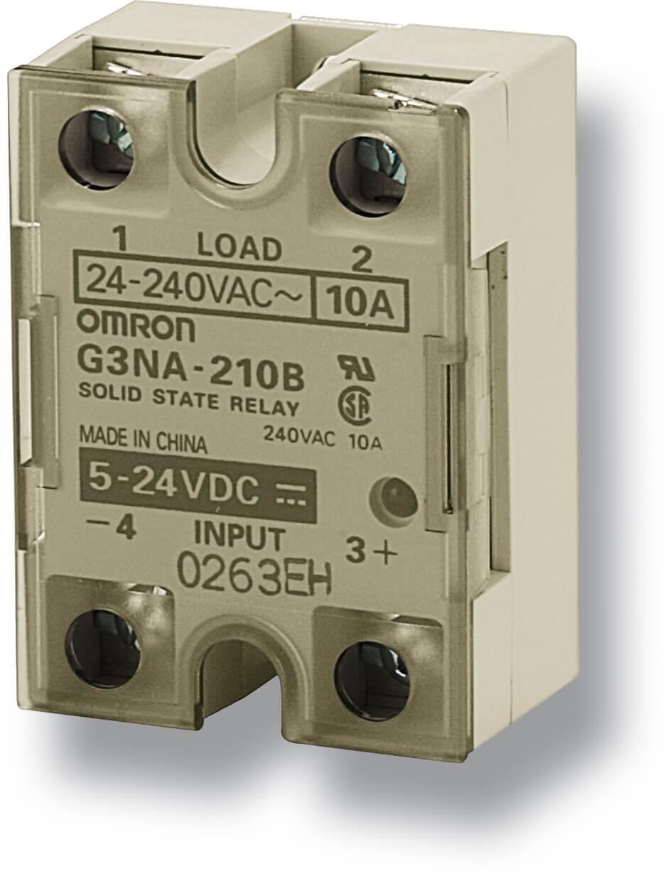 G3na Omron Uk Current Sensing Relay Nz