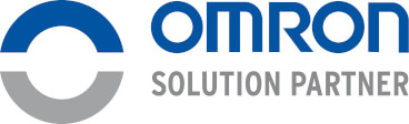 logo omron solution partner without data logo