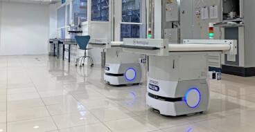 normagrup customer mobile robot bboard sol