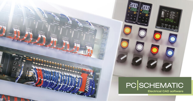 panel building pc schematic fcard sol