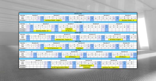 planning semester 2020 fcard fr comp