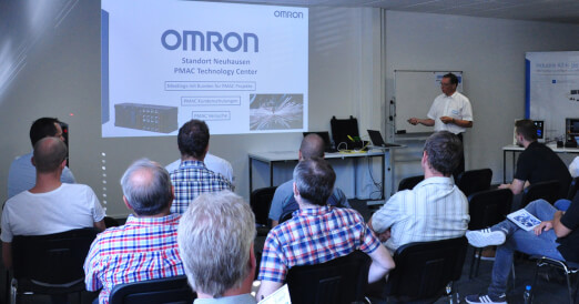 presentation office fcard event