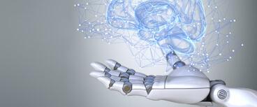 robot hand brain fcard event