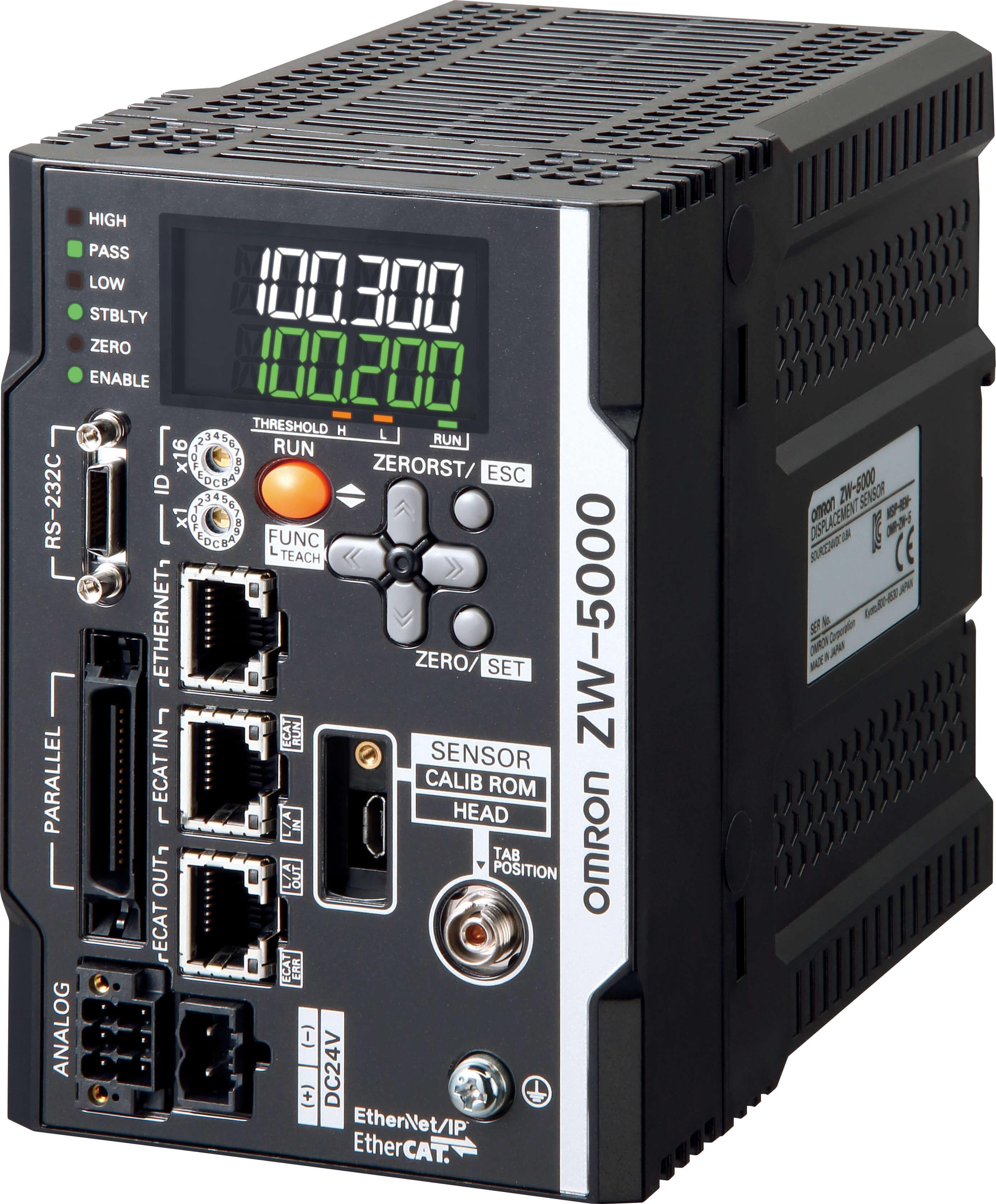sensor controller zw-5000t prod
