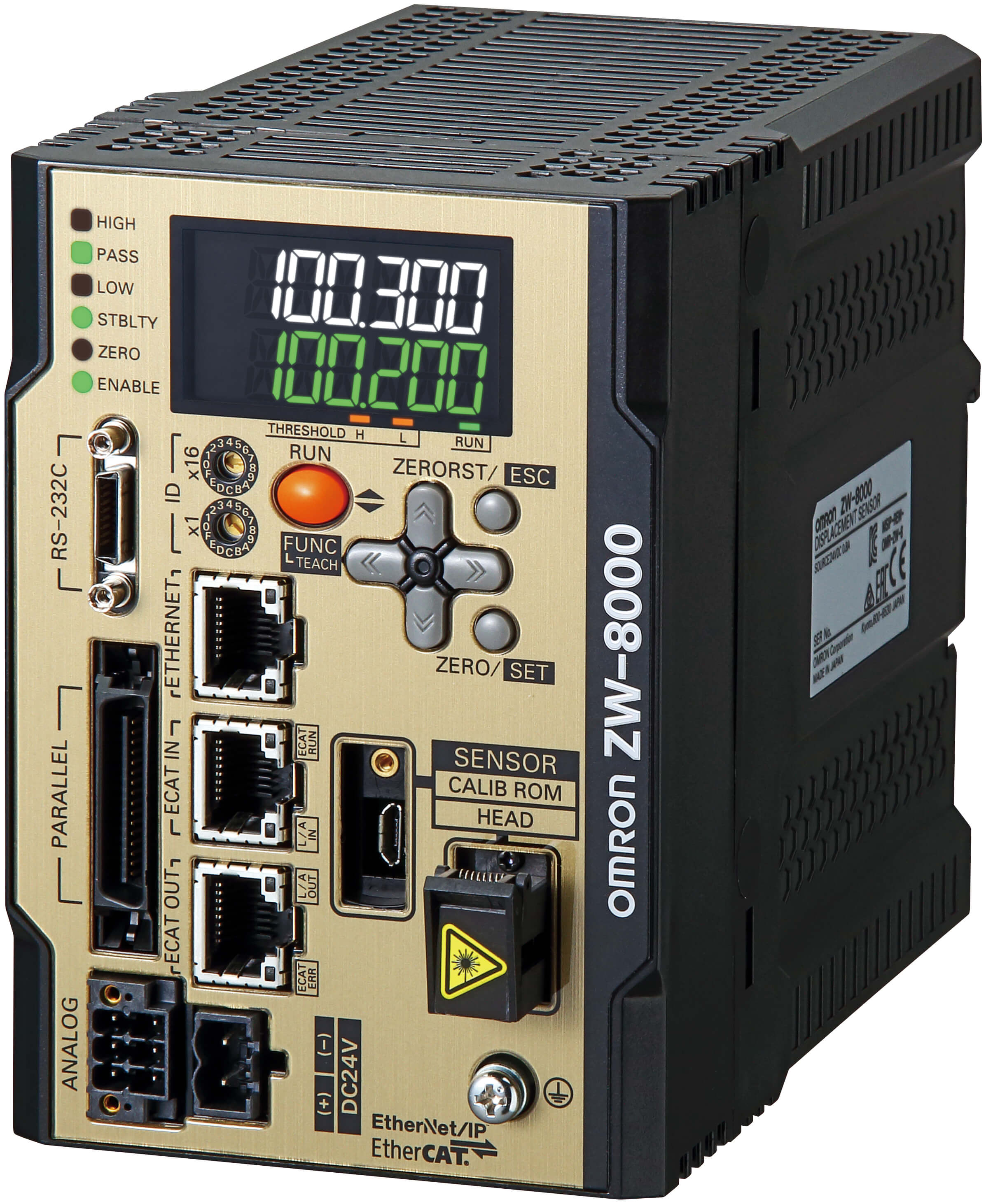 sensor controller zw-8000t prod