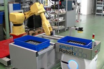 smart robotx sol