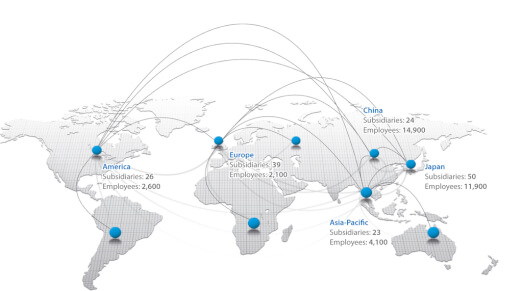 world map comp